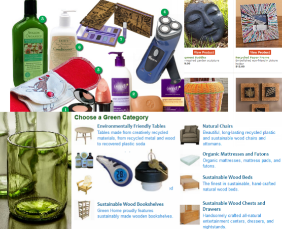 Selling eco friendly products when green green lisa for Eco friendly home products