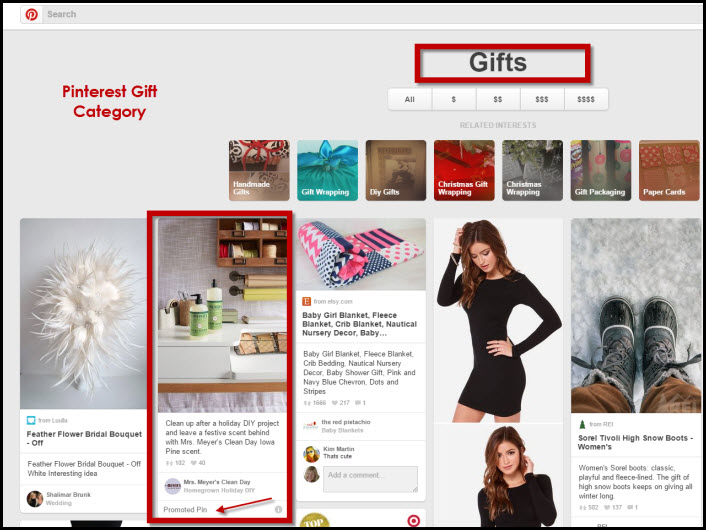 how to change your pinterest into a business pinterest